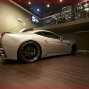 dmc ferrari c alifornia 3s silver carbon fiber 2011 rear 2 175x175 at Ferrari History & Photo Gallery