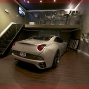 dmc ferrari c alifornia 3s silver carbon fiber 2011 rear 8 175x175 at Ferrari History & Photo Gallery