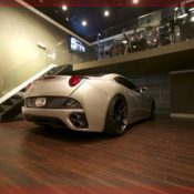 dmc ferrari california 3s silver carbon fiber 2011 rear 6 175x175 at Ferrari History & Photo Gallery