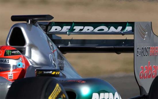 f1 aerodynamics 7 at Aerodynamics And Why F1 Teams Use Wind Tunnels