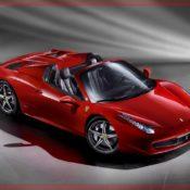 ferrari 458 spider 2012 front 175x175 at Ferrari History & Photo Gallery