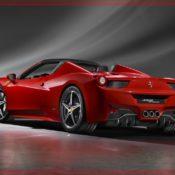 ferrari 458 spider 2012 rear 2 175x175 at Ferrari History & Photo Gallery