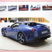 ferrari superamerica 45 2011 rear 175x175 at Ferrari History & Photo Gallery