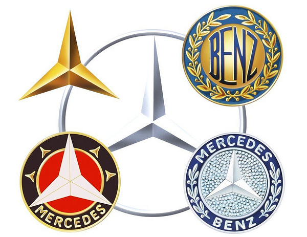 mercedes logos at Mercedes Benz to Recall More Vehicles Using Cheat Devices