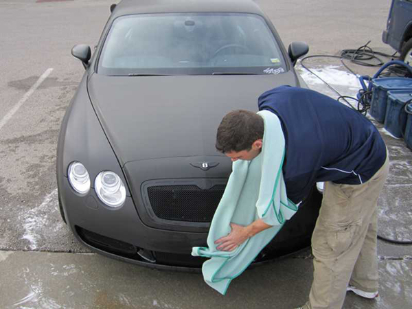 wash5 at How To Wash Your Sports Car