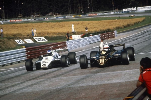 1982 austria at Tightest Race Finishes in F1 History
