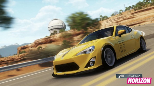 2013 Scion FRS HZN 001 600x337 at Meguiar's Scion FR S Now Available in Forza Motorsport