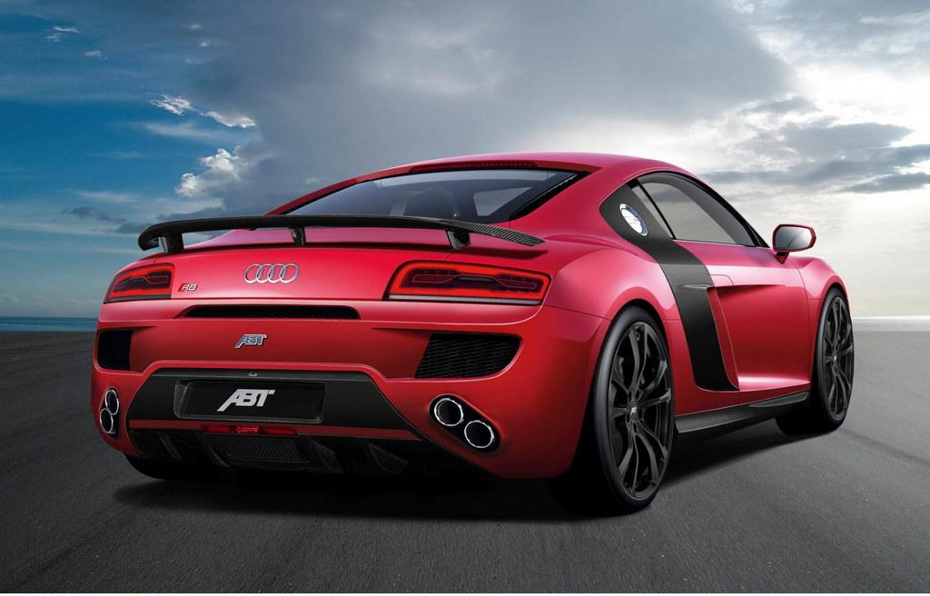 2014 Audi R8 V10 By Abt