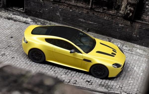 Aston Martin V12 Vantage S 1 600x382 at Aston Martin V12 Vantage S Unveiled: 573 PS, 205 MPH