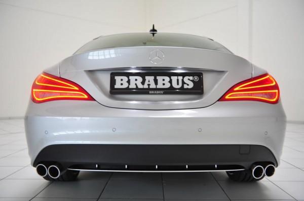 Brabus Mercedes CLA 1 600x398 at Brabus Starts Working on Mercedes CLA