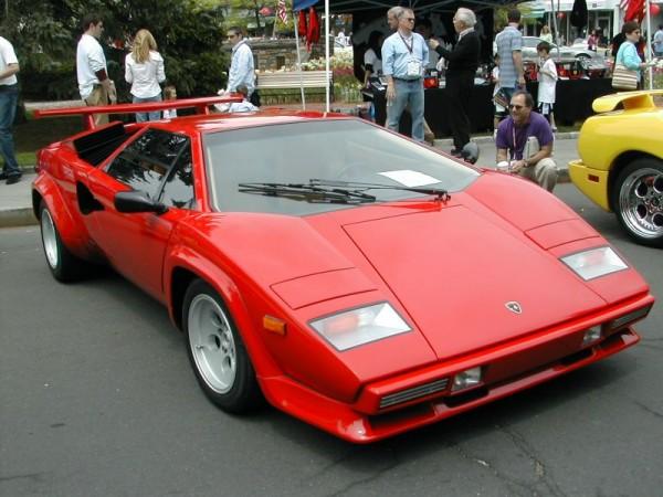 Lamborghini Countach 600x450 at Fifty Years of Lamborghini, Five Decades of Style