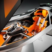 Lamborghini Egoista 11 175x175 at Lamborghini Egoista One Off Celebrates Brands 50th Anniversary
