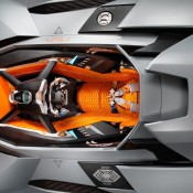 Lamborghini Egoista 6 175x175 at Lamborghini Egoista One Off Celebrates Brands 50th Anniversary