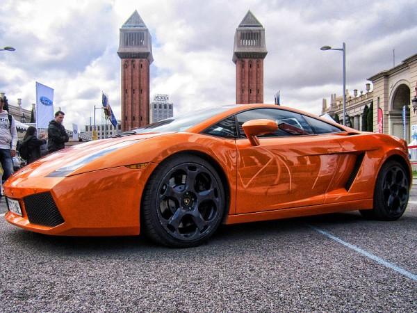 Lamborghini Gallardo 600x450 at Fifty Years of Lamborghini, Five Decades of Style