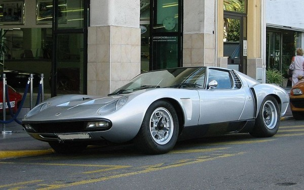 Lamborghini Miura 600x376 at Fifty Years of Lamborghini, Five Decades of Style