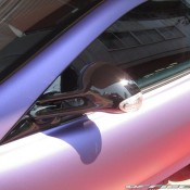 Mercedes SLR by Office K 10 175x175 at Purple Wrapped Mercedes SLR by Office K   Gallery