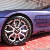 Mercedes SLR by Office K 4 175x175 at Purple Wrapped Mercedes SLR by Office K   Gallery