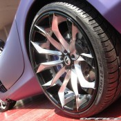 Mercedes SLR by Office K 5 175x175 at Purple Wrapped Mercedes SLR by Office K   Gallery