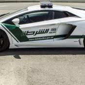 dubai police lambo 175x175 at Dubai Police Strikes Again: This Time with Aston Martin One 77!