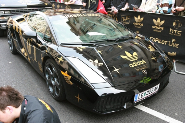 gumball9 at Who's Driving What In The 2013 Gumball 3000?