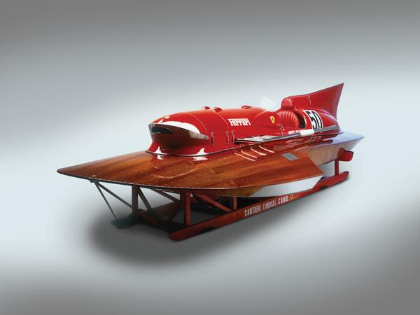 hydro3 at Hydroplane Timossi Ferarri