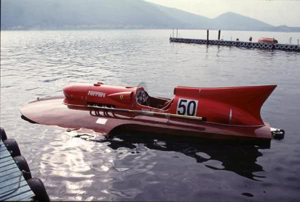 hydro6 at Hydroplane Timossi Ferarri