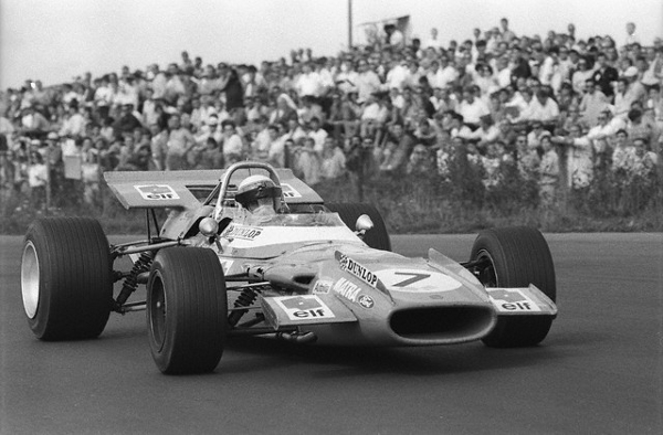 jackie stewart at Tightest Race Finishes in F1 History