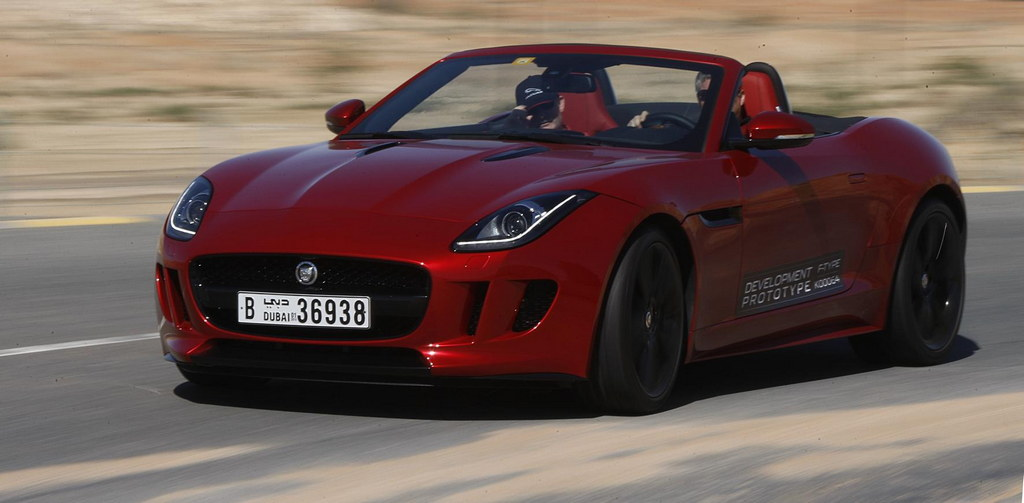 jaguar test facility dubai at JLR Opens Hot Weather Testing Center in Dubai