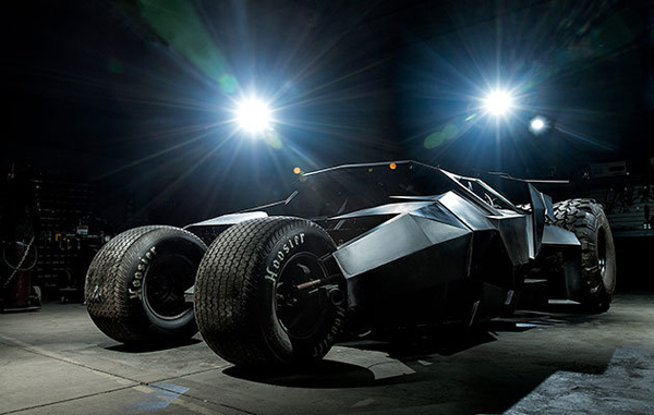 tumbler1 at 2013 Gumball 3000   The Team Galag Batman Tumbler