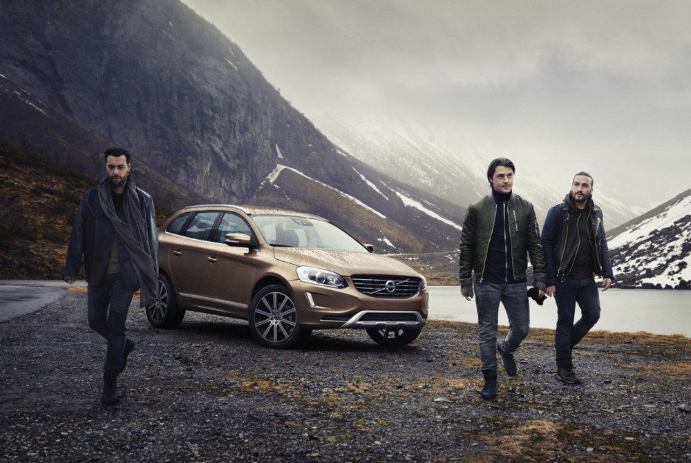 Volvo Teams Up With Swedish Mafia To Promote The Xc60