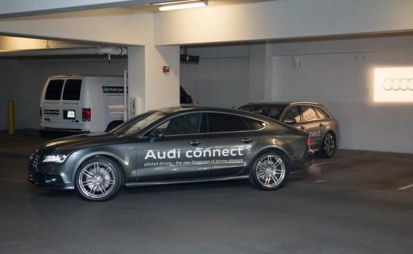 Audi wireless parking pilot 1 600x370 at Audi Testing Wireless Parking Payment Program