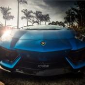 DMC Halfbreed 01 175x175 at Pictorial: Matte Blue DMC Lamborghini Aventador