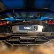 DMC Halfbreed 03 175x175 at Pictorial: Matte Blue DMC Lamborghini Aventador