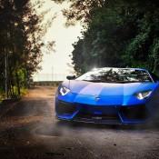 DMC Halfbreed 06 175x175 at Pictorial: Matte Blue DMC Lamborghini Aventador