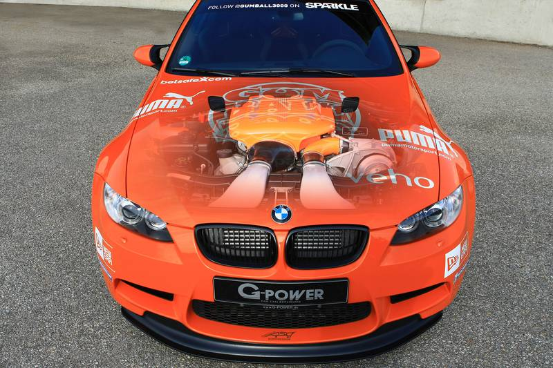 G-Power BMW M3 GTS SK II With 650 Horsepower