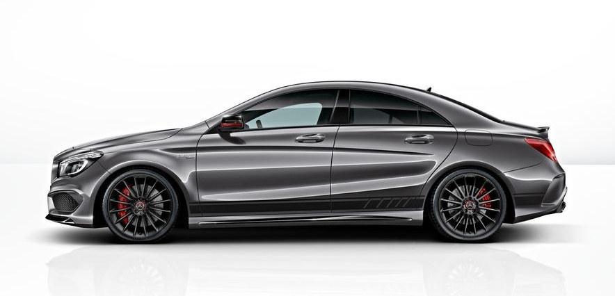 Mercedes Cla 45 Amg Edition 1 Details