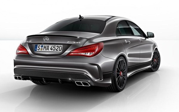 Mercedes CLA 45 AMG Edition 1 3 600x376 at Mercedes CLA 45 AMG Edition 1 Details