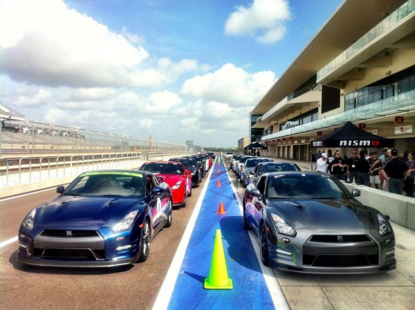 NISMO Performance Academy 1 600x448 at Nismo Performance Academy Launches at Austin F1 Track