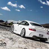 Porsche 997 Body Kit Misha Designs GTM2 white 911 Carrera 22 175x175 at Porsche 997 GTM2 Styling Kit by Misha Designs