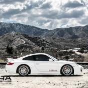 Porsche 997 Body Kit Misha Designs GTM2 white 911 Carrera 23 175x175 at Porsche 997 GTM2 Styling Kit by Misha Designs