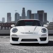Porsche 997 Body Kit Misha Designs GTM2 white 911 Carrera 29 175x175 at Porsche 997 GTM2 Styling Kit by Misha Designs