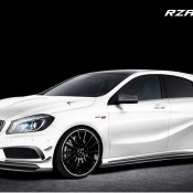 RevoZport Mercedes A Class 2 175x175 at RevoZport Mercedes A Class Tuning Kit Announced
