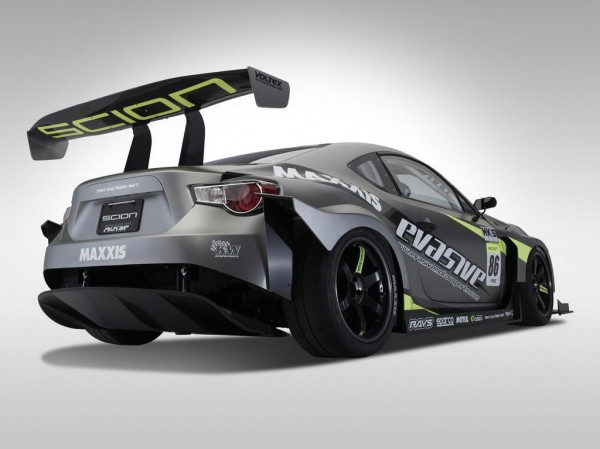 Scion Racing Returns to Pikes Peak 1 600x449 at Scion Reveals 2013 Pikes Peak Challengers