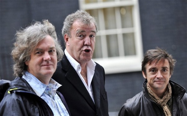 Top Gear group 600x374 at Jeremy Clarkson   Biography