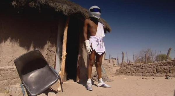 african stig at The Stig   Biography