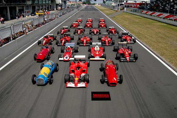 ferrari1 at The Glory Years Of Scuderia Ferrari
