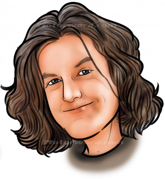 james may mw 552x600 at James May   Biography