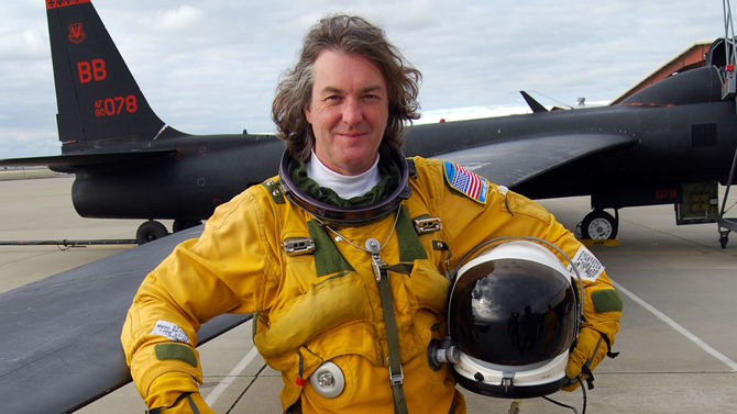 james may on the moon at The Relationship of James May & Sarah Frater