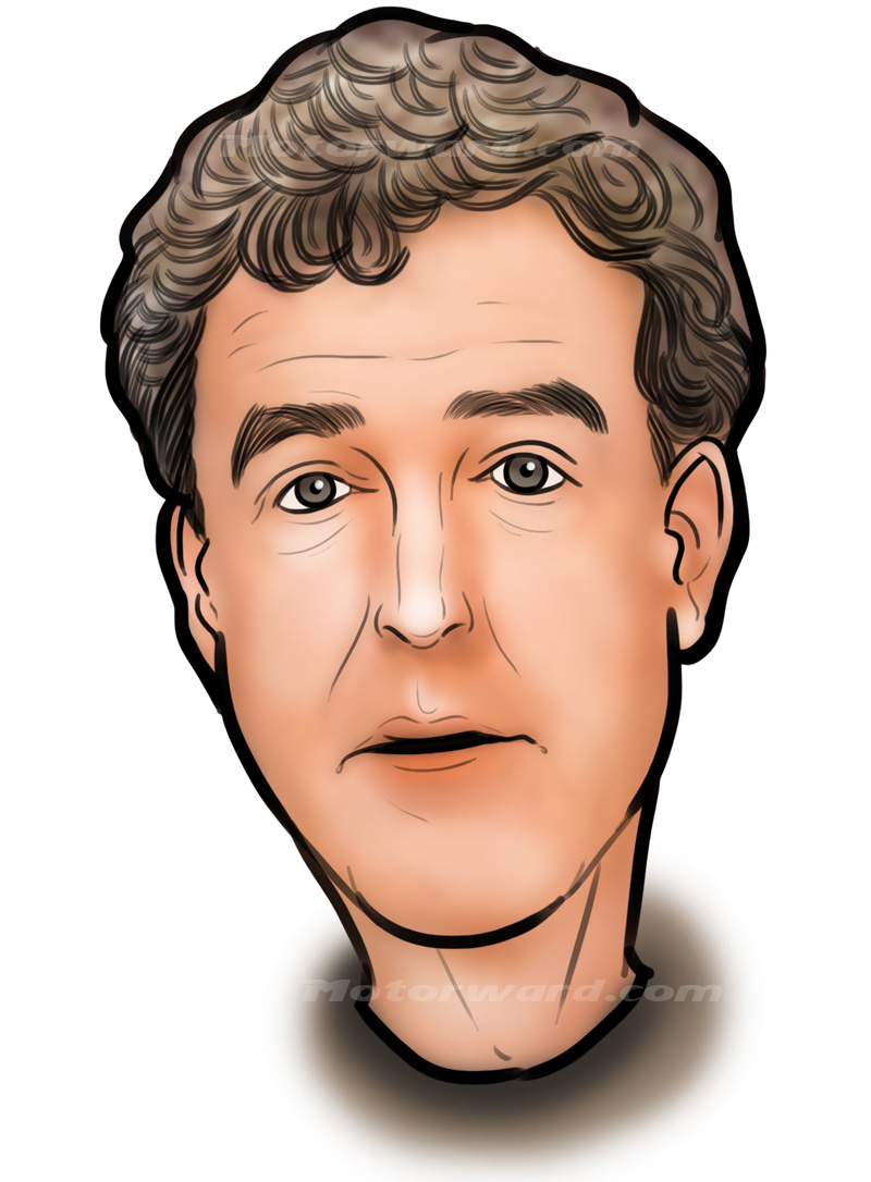 jeremy clarkson mw at Jeremy Clarkson   Biography