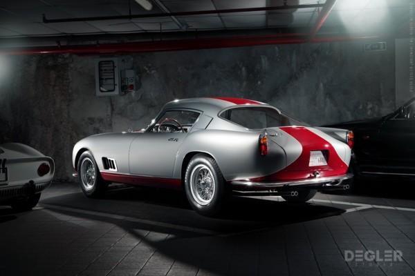 lr 1958 Ferrari 250GT TourDeFrance 600x400 at Concorso d'Eleganza Villa d'Este 2013
